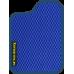 Цвет коврика: Синий Цвет окантовки:  Синий