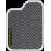 Цвет коврика: Серый Цвет окантовки: Белый