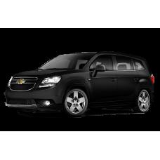 Chevrolet Orlando 7 мест (с 2011)