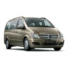 MERCEDES-BENZ Viano W639 (2003-2014) салон и багажник