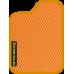 Цвет коврика: Оранжевый Цвет окантовки:  Оранжевый