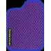 Цвет коврика: Фиолетовый Цвет окантовки: Сиреневый