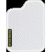 Цвет коврика: Белый Цвет окантовки: Белый