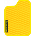 Цвет коврика: Жёлтый Цвет окантовки:  Жёлтый